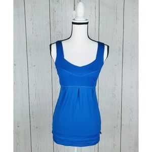 Lululemon Athletica Workout Tank Top Size 6